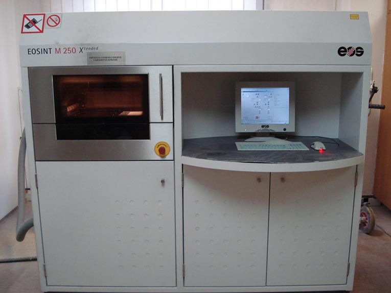 Rapid Prototyping Maschine